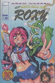Gen 13: Magical Drama Queen Roxy No. 1 (Variant Cover with CoA - Dynamic Forces)