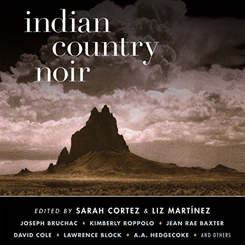 Indian Country Noir audiobook cover art