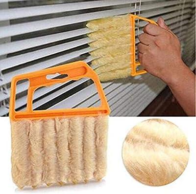 VARWANEO Handheld Air Conditioner Brush Shutters Window Blind Household Dust Cleaner Tool