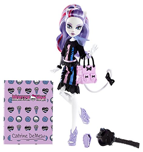 Monster High New Scaremester Catrine DeMew Fashion Poupée
