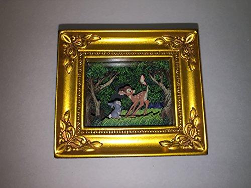 Disney parques Robert Olszewski con Bambi Thumper galería de luz