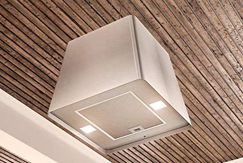 Airforce F164 - Campana de cocina con sistema Integra, 50 cm, acero: Amazon.es: Grandes electrodomésticos