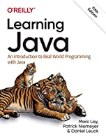 Learning Java, 5th Edition Front Cover