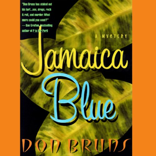 Jamaica Blue  audiobook cover art