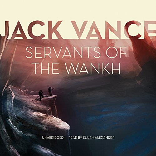 Servants of the Wankh audiobook cover art