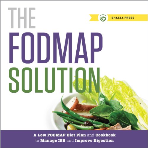 The FODMAP Solution audiobook cover art
