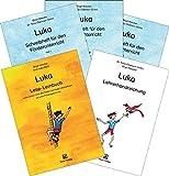 Luka. Gesamtausgabe für den Förderunterricht: Lese-Lernbuch, Lehrerhandreichung und Schreibhefte für den Förderunterricht 1 bis 3
