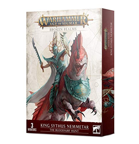 Games Workshop Warhammer Age of Sigmar Broken Realms The Bloodsurf Hunt Box Set