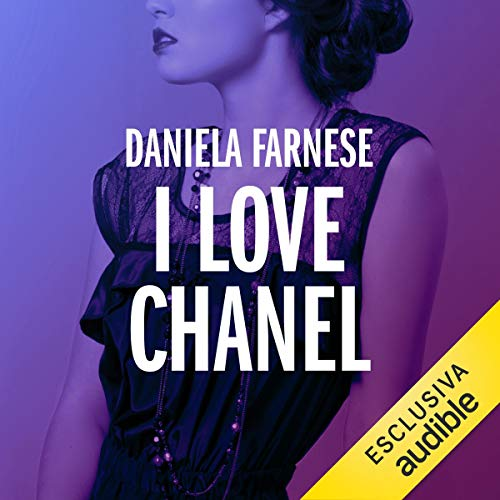 I love Chanel cover art