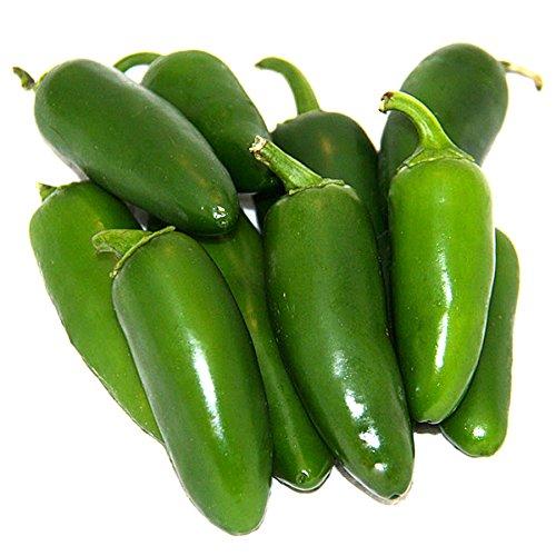 30+ Mucho Nacho Jalapeno Hot Pepper Seeds Heirloom Non-GMO, Capsicum annuum,...