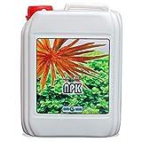 Aqua Rebell ® Makro Basic NPK Fertilizzante – Flacone da 5 litri – Alimentazione ottimale per le piante acquatiche – Fertilizzante per acquario appositamente progettato per piante acquatiche