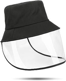 N// A Coupe-Vent et Anti-bu/ée Amovible Pare-Soleil Masque de Protection Chapeau Enfant Bassin ext/érieur Chapeau Chapeau p/êcheur Chapeau