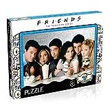 Winning Moves-Puzzle 1.000 PCS Friends Milkshake, Multicolor WM00377-ML1-6