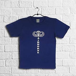 Airborne navy blue T-Shirt