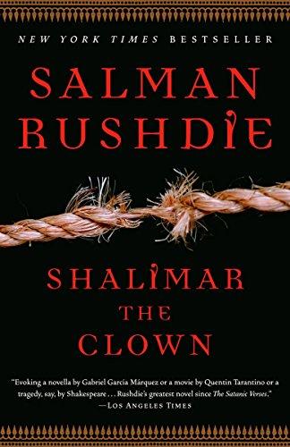 Shalimar the Clown: A Novel