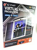 New Virtual Halloween Projector Projects 9 Movies