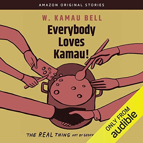 Page de couverture de Everybody Loves Kamau!