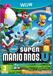 New Super Mario Bros. U (B00891BNSK)   Amazon price tracker / tracking, Amazon price history charts, Amazon price watches, Amazon price drop alerts