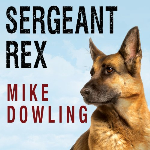 Sergeant Rex audiobook cover art