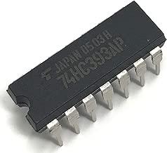 Toshiba 74HC393AP 74HC393 Dual 4-Bit Binary Counters Breadboard-Friendly (Pack of 5)