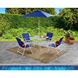 Mainstays Albany Lane Folding Seating Set