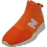 New Balance Mens 247 Mid-Cut Orange