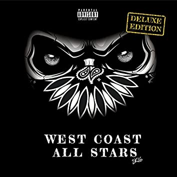 West Coast All Stars 2k16 (Deluxe Edition)