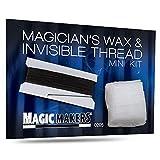 Magic Makers Invisible Thread & Wax Kit