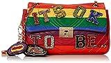 Betsey Johnson Shoulder Bag, Rainbow