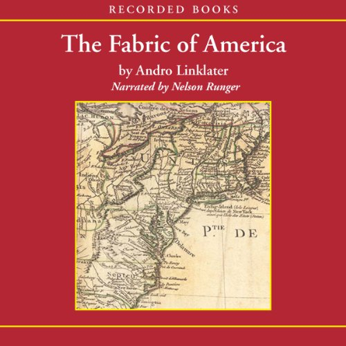 Fabric of America audiobook cover art