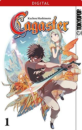 Cagaster 01 (German Edition)