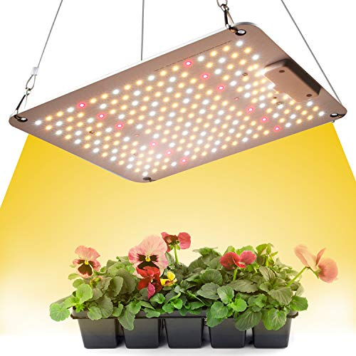 VIETERR 1000W Led Grow Light,Newest Full Spectrum Grow Lights for Indoor Plants,3x3ft Coverage Sunlike High PPFD Plant Light,Waterproof for Greenhouse, Hydroponic and Commecial Use