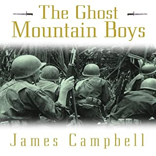 The Ghost Mountain Boys cover art