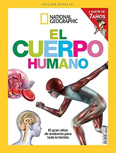 National Geographic Junior. El cuerpo humano - Número 1