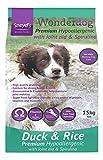 Wonderdog - Pato con arroz prémium hipoalergénico, con espirulina,...