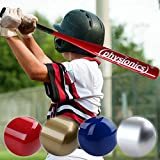 Physionics - Bate de béisbol - largo 81 cm - color a elegir