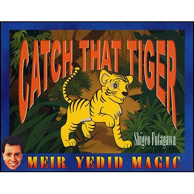 Shigeo Futagawa Catch That Tiger