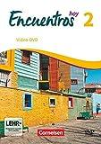 Encuentros Hoy Band 2 - Video-DVD: 3. Fremdsprache [Alemania]