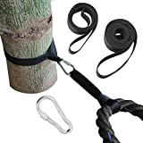 Hoedia Battle Rope Anchor Strap Kit...