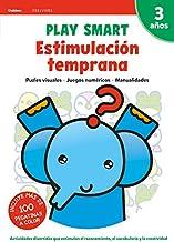 Play Smart : Estimulación temprana. 3 años (Cuadernos Gakken)