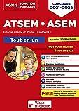Concours ATSEM et ASEM - Catégorie C - Tout-en-un - Agent (territorial) spécialisé des écoles maternelles - Concours externe, interne, 3e voie - 2021-2022 (2021)