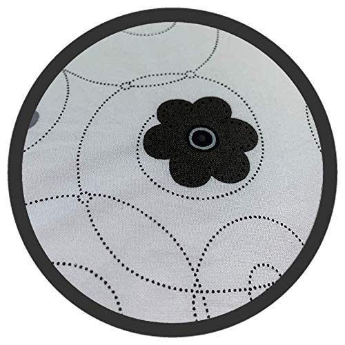 Flexofill - Funda de almohada para lactancia para Flexofill - M - 170 x 34 cm - 540 Lechuzas beige