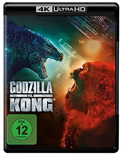 Godzilla vs. Kong (4K Ultra HD) (+...