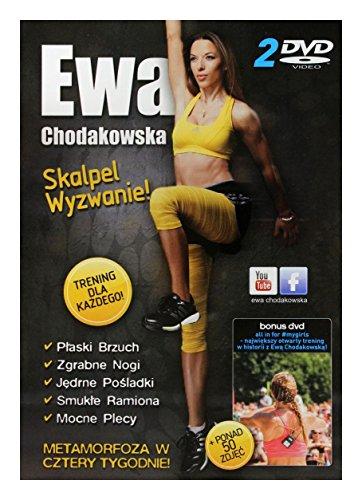 Ewa Chodakowska: Skalpel Wyzwanie [2DVD] (Keine deutsche Version)