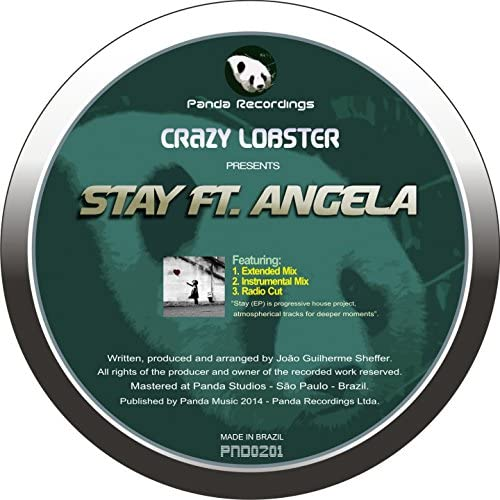 Crazy Lobster feat. Angela