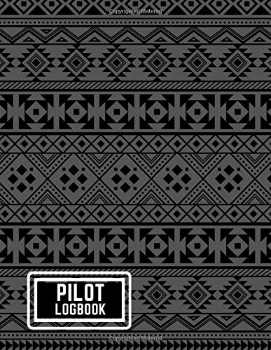 Pilot Logbook: Large Aviation Pilot Flight Logbook, Flight Crew Record Book, Aircraft System Management Log, to Record Flight Hours, Maintenance ... 120 pages (Pilot Record book, Band 37)