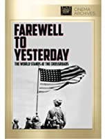 Farewell to Yesterday [DVD] [Import]