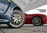 Quattromera (Wandkalender 2022 DIN A2 quer): Porsche Panamera trifft Maserati Quattroporte (Monatskalender, 14 Seiten )