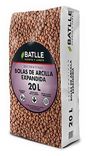 Battle - Substrat de boules dargile expansée 20 l -