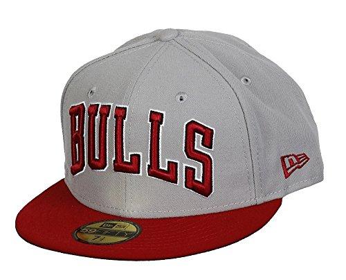 New era Chicago Bulls Basecap Team Wordmark - 7-56cm